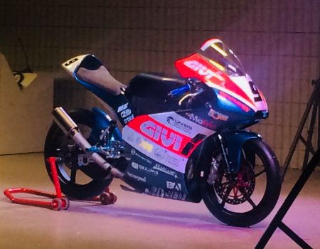 GIVI Unibs Motorsport – MotoStudent Team
